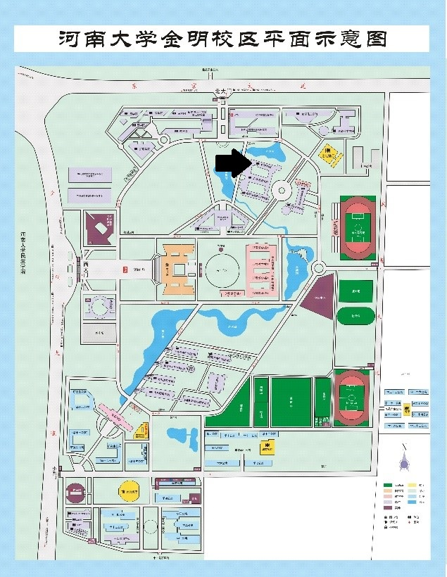 New Campus Map